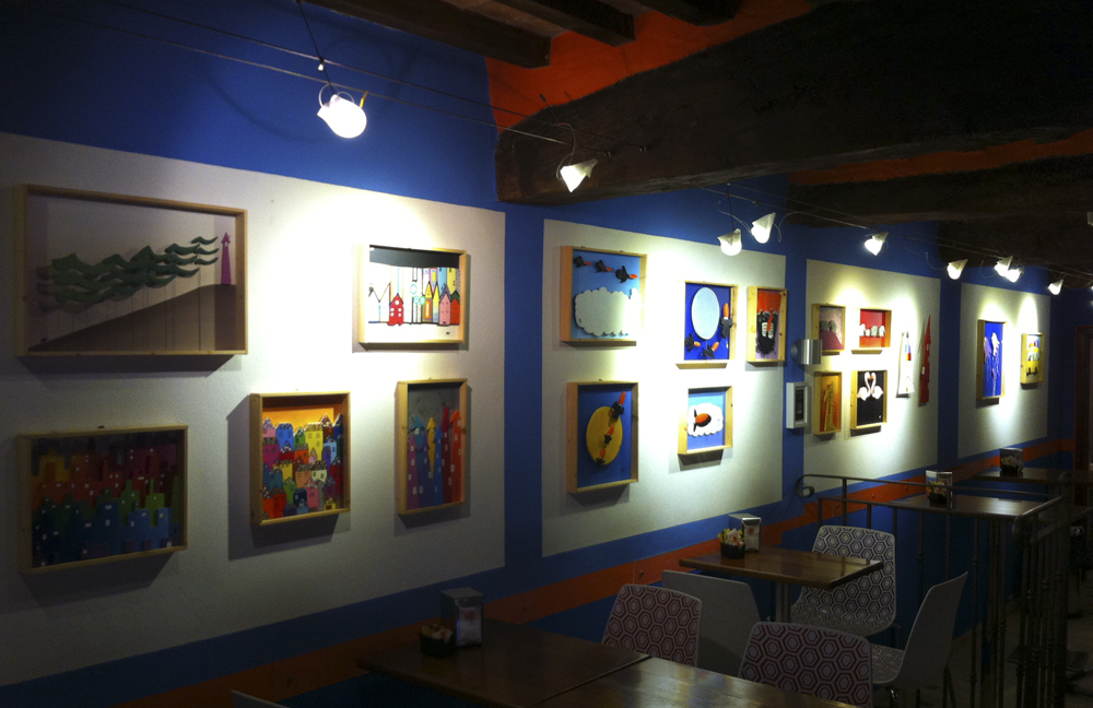 3D oClock San Martino Cafè 2016