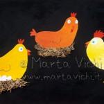 Incontri V: Nel pollaio