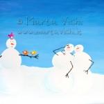 Incontri VII: Pupazzi di neve