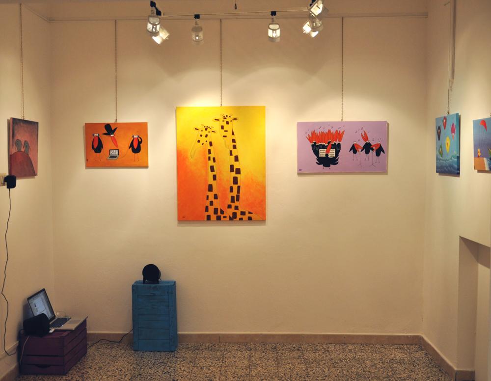 Mostra Incontri - Galleria Eventi 2013