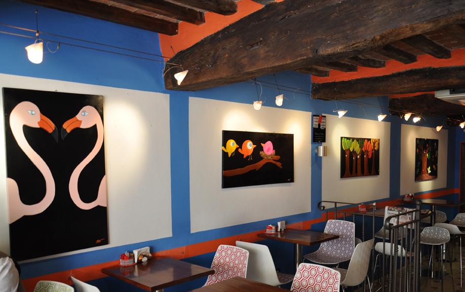 Esposizione San Martino Cafè 2014