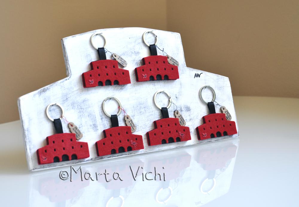 Casa Rossa portachiavi4